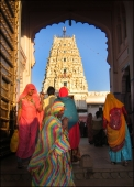 Pushkar temple. Photo Rob te Riet