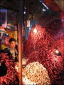 Spice market. Photo Rob te Riet